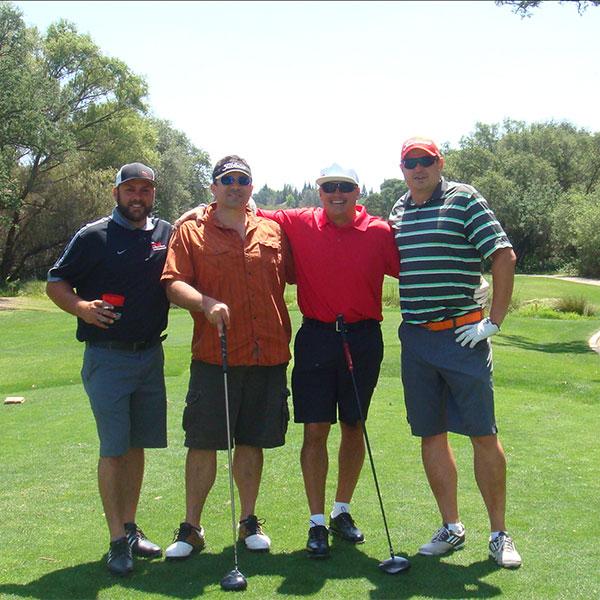ESF Golf Tournament 2014