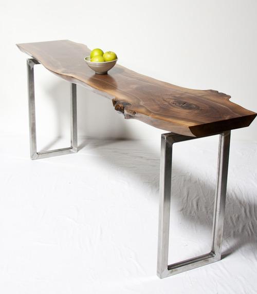 Suar Wood Side Table / Herman Furniture Singapore