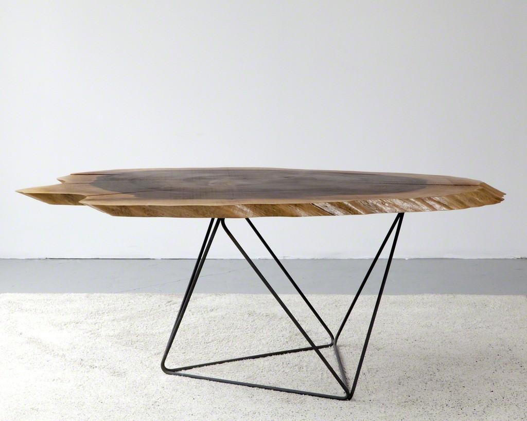 Solid Wood Coffee Table / Herman Furniture Singapore