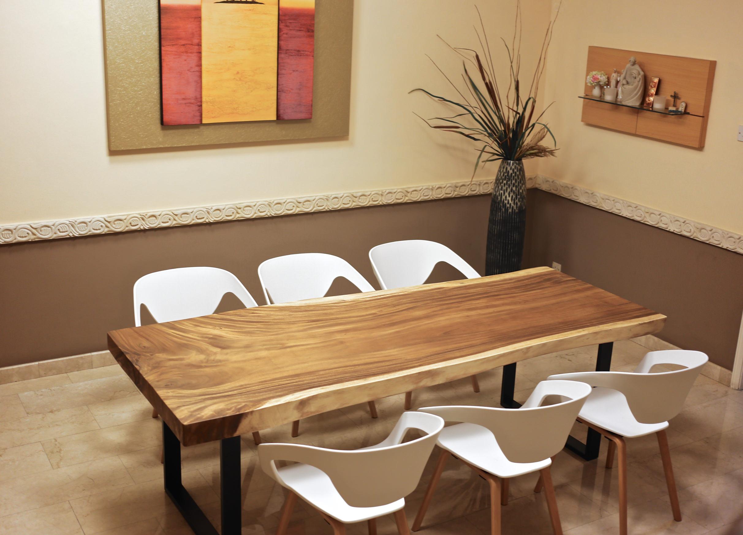 Suar Wood Dining Table // Herman Furniture Singapore.jpg