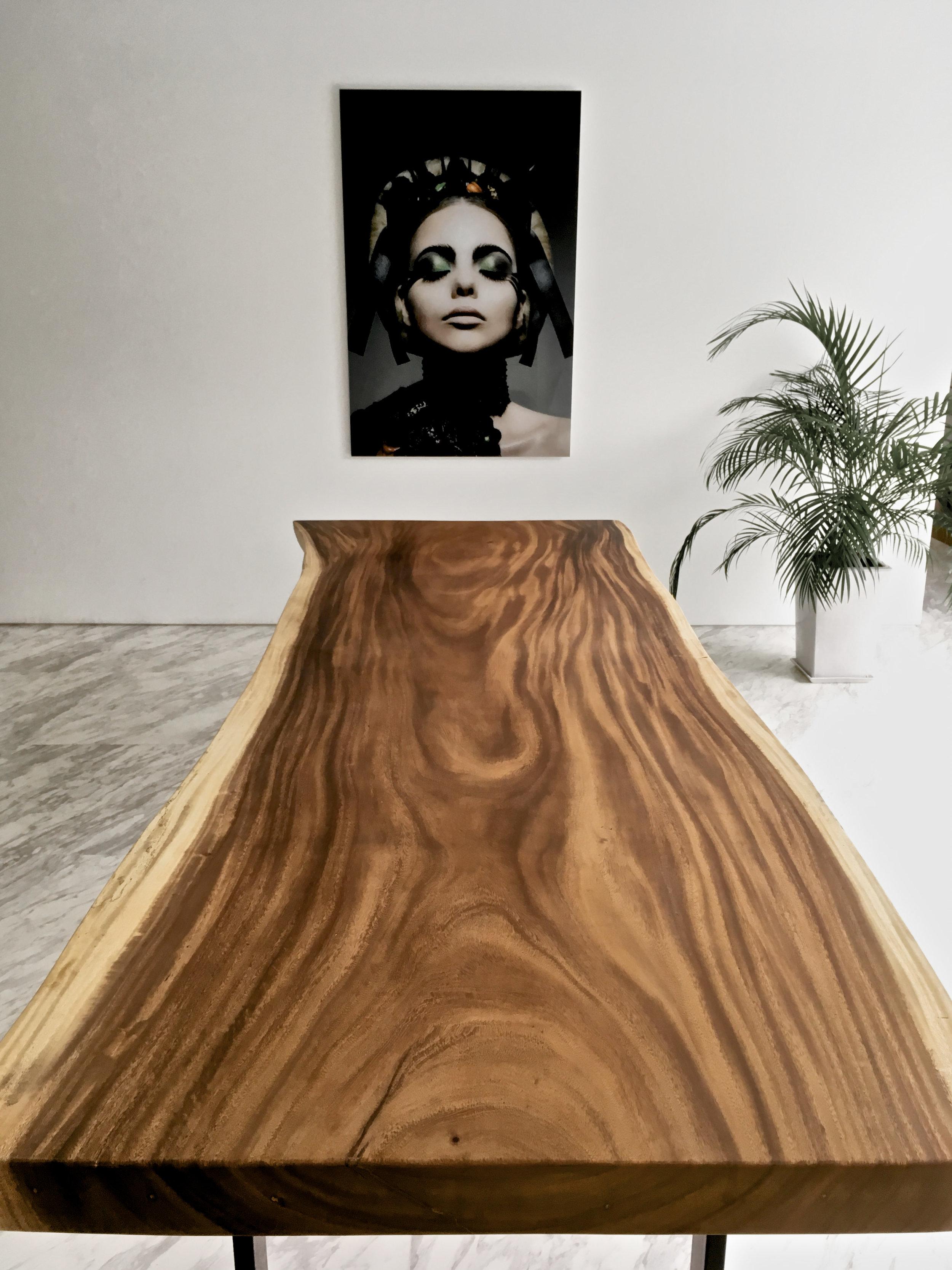 Suar Wood Dining Table 2 // Herman Furniture Singapore.jpg