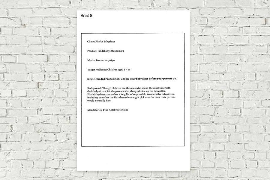 Brief 08 - Write your own brief