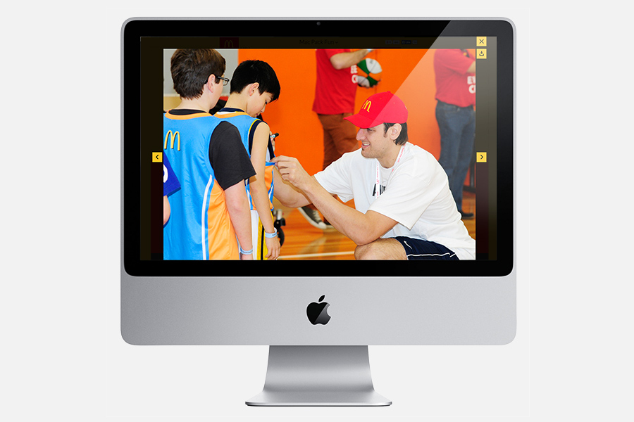 Desktop Image Lightbox
