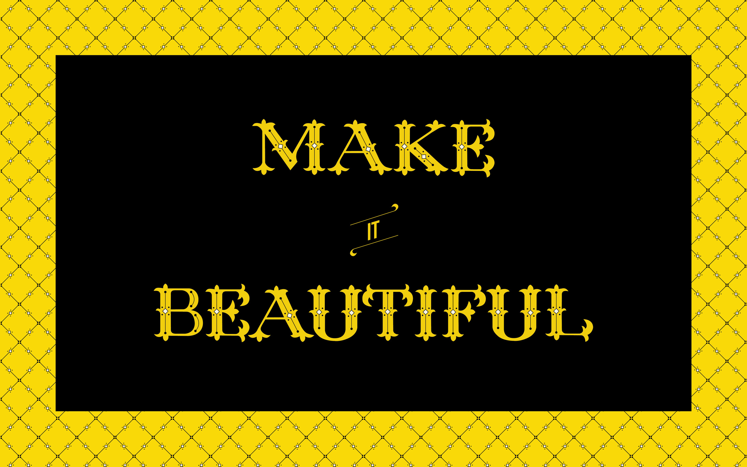 Méliès Font - Make It Beautiful