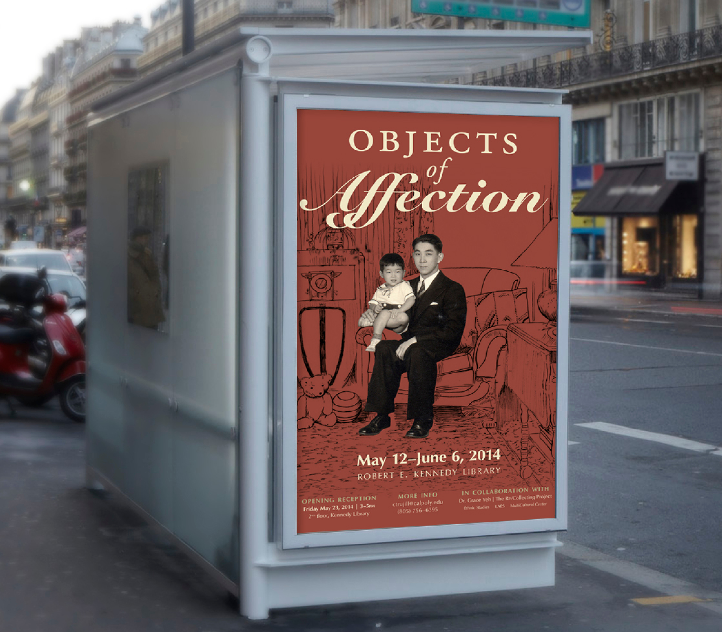 Objects of Affection Poster