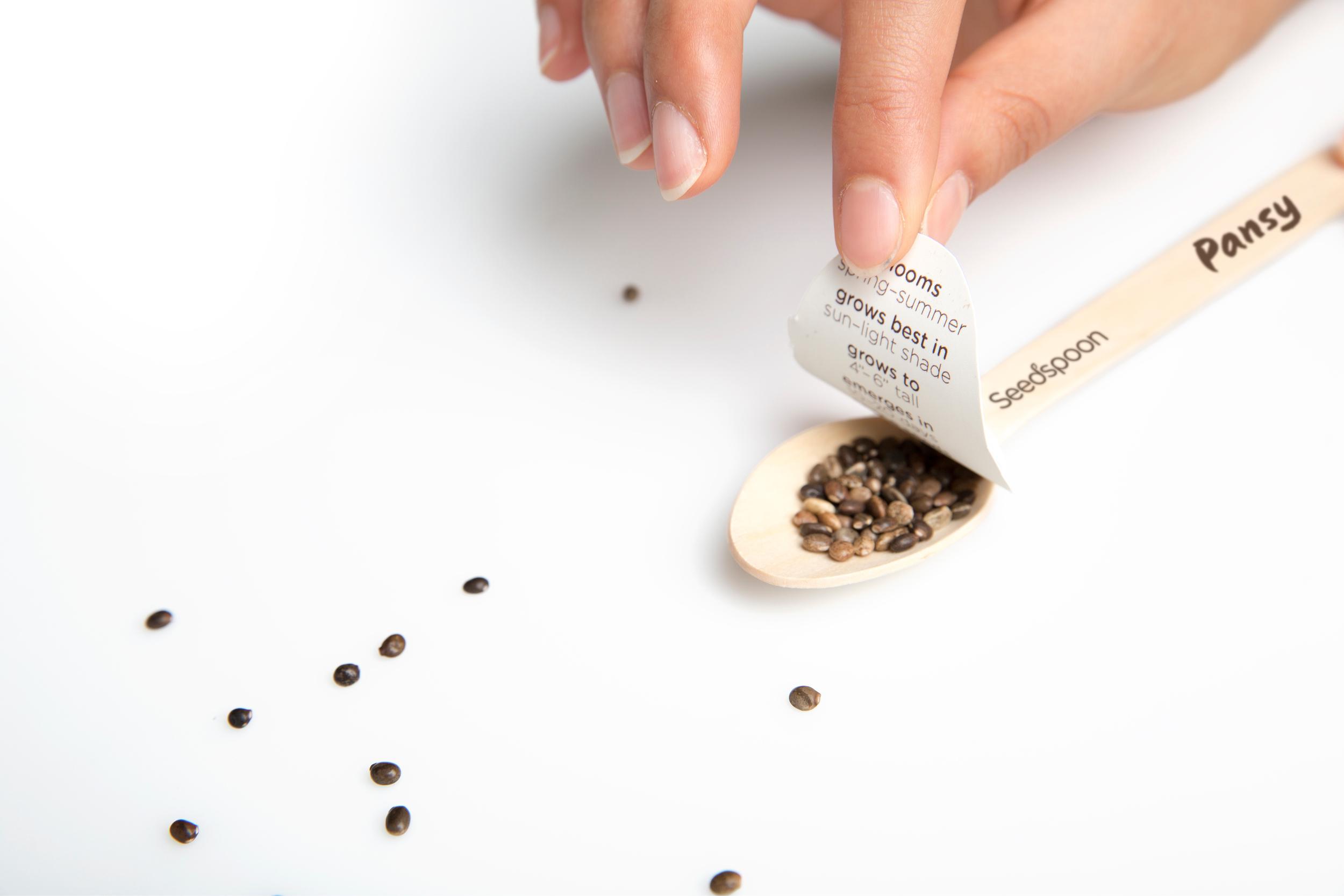 Seedspoon Packaging