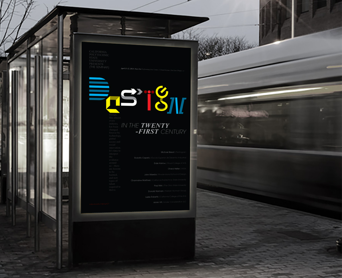 Design in the 21st Century Poster