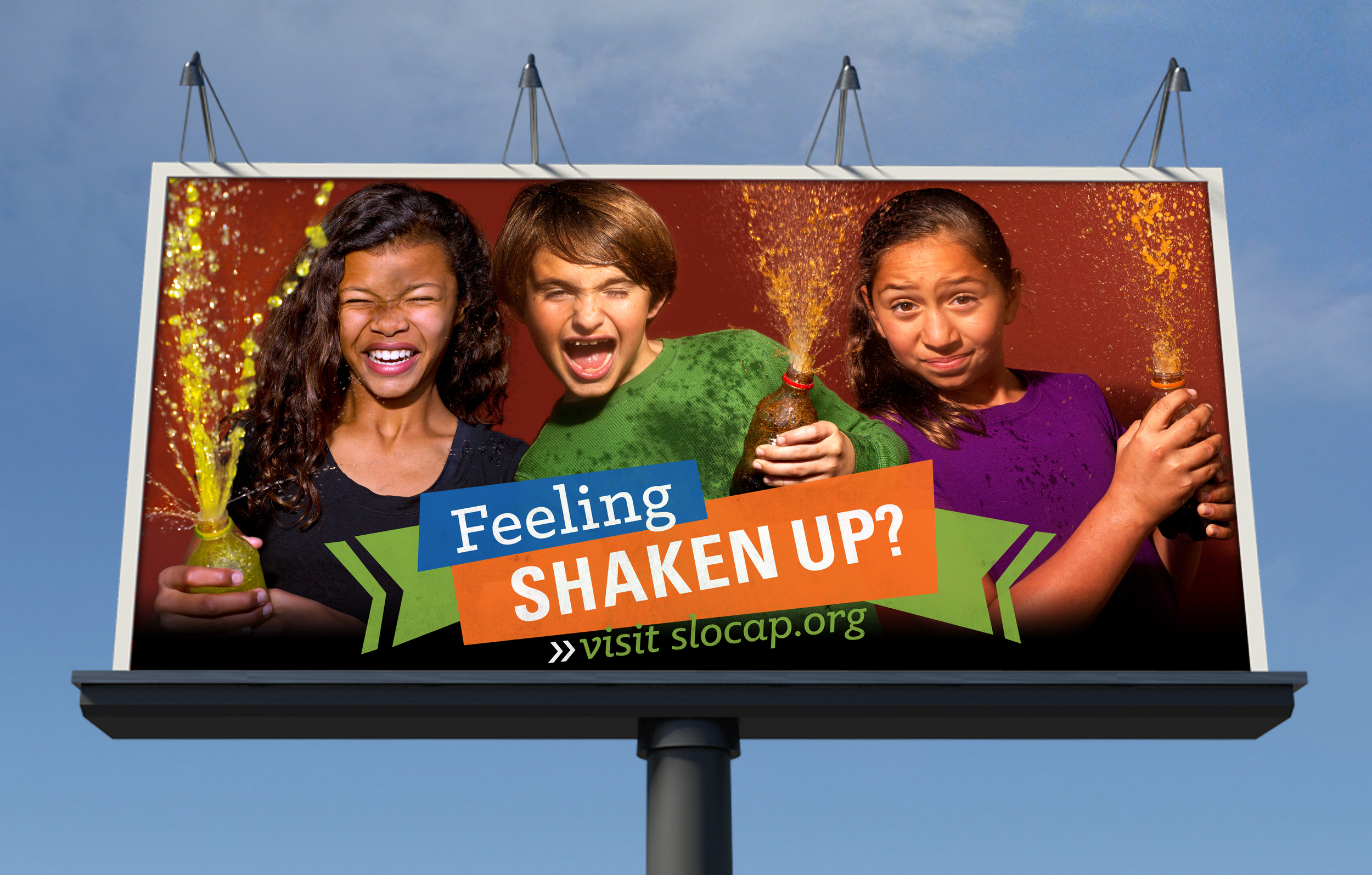 Feeling Shaken Up Billboard
