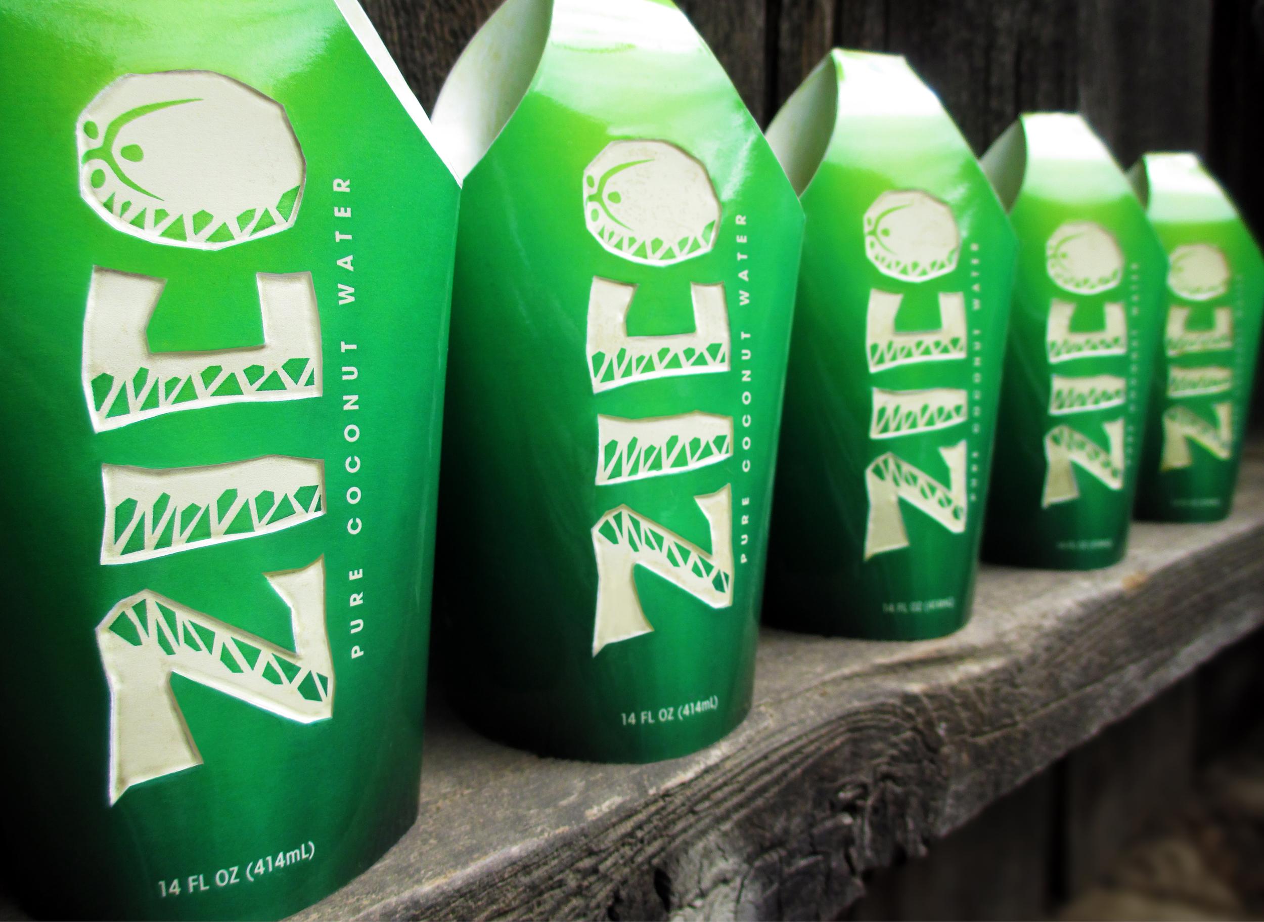 Zico Bottles Detail