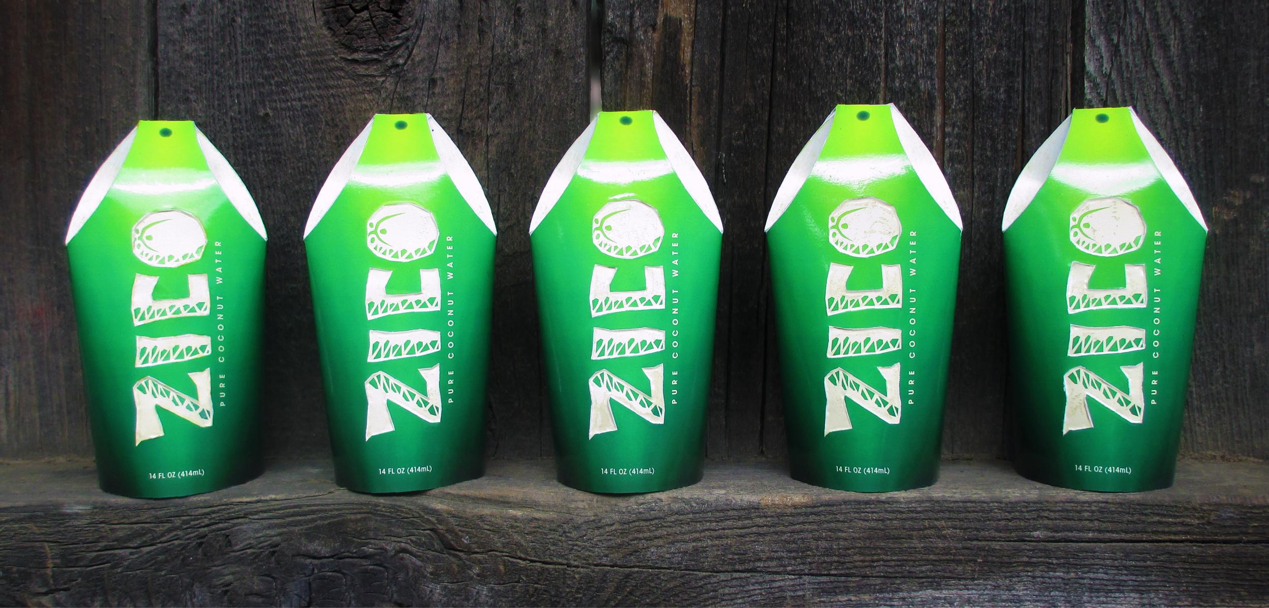 Zico Bottles