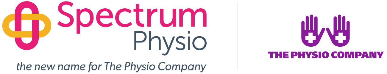 Spectrum physio The Physio Company Logo.png