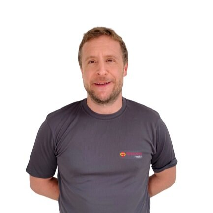 Neil Harris, Chartered Physiotherapist - Having had a varied corporate career both here in Dublin and around the world, Neil returned to the UK as a mature student to follow his ambition..