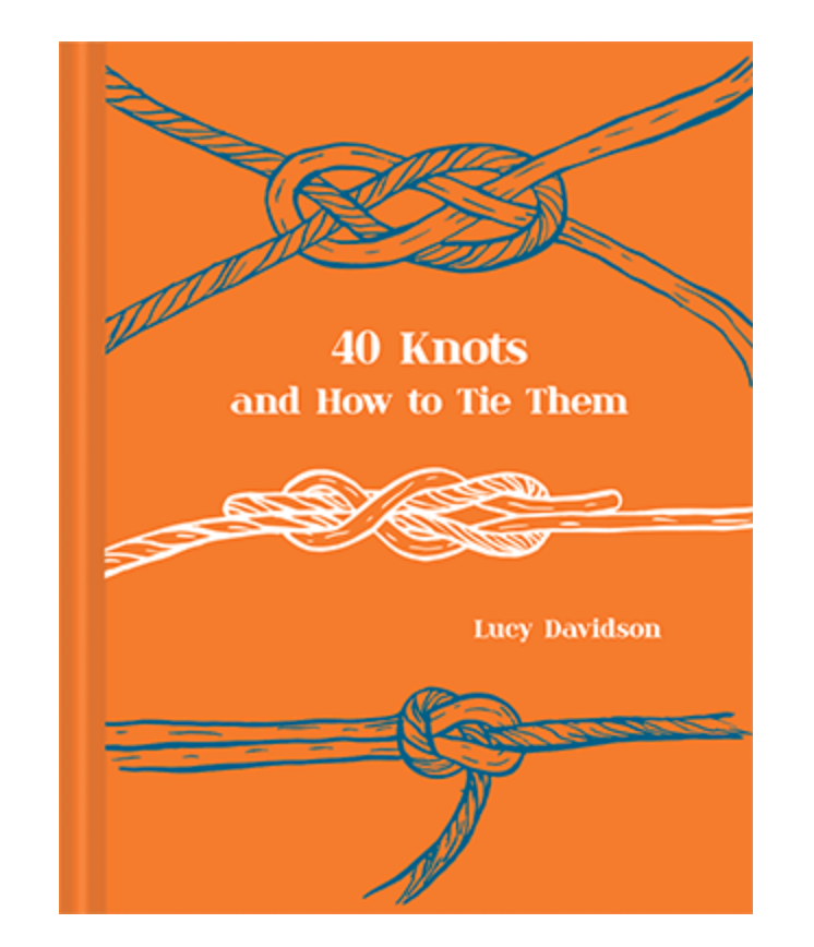 40 Knots and How to Tie Them illustrations Maria Nilsson
