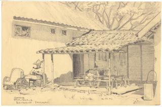 Bandoeng POW camp, Java 1942