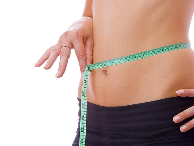 Obsessed by staying thin. Image via Thinkstock