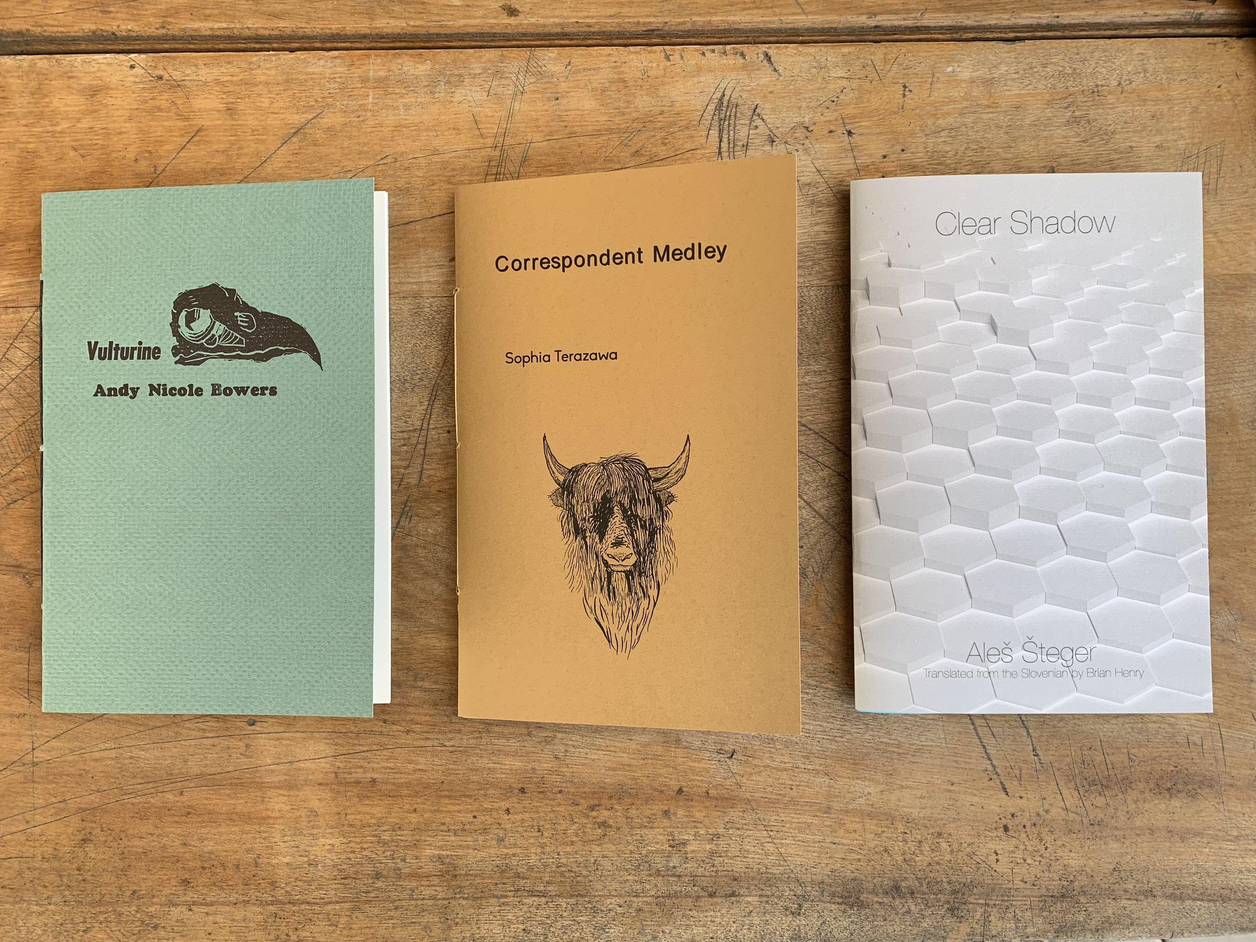 News — Factory Hollow Press
