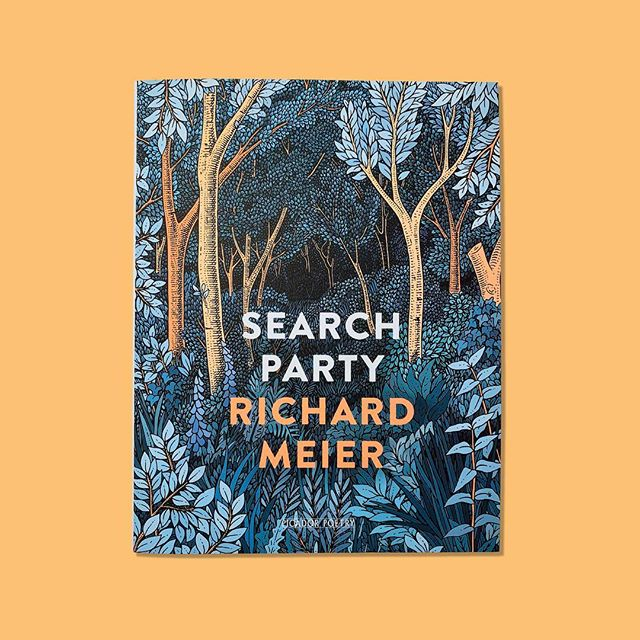 Got a copy of this yesterday, I did the cover illustration a while back. One of the nice things about working for publishers is the time delay in doing the work to seeing it on the shelves of bookshops... like a gift!  #illustration #bookcover #bookbyitscover #judgingbooksbytheircovers #drawing #poetry #richardmeier