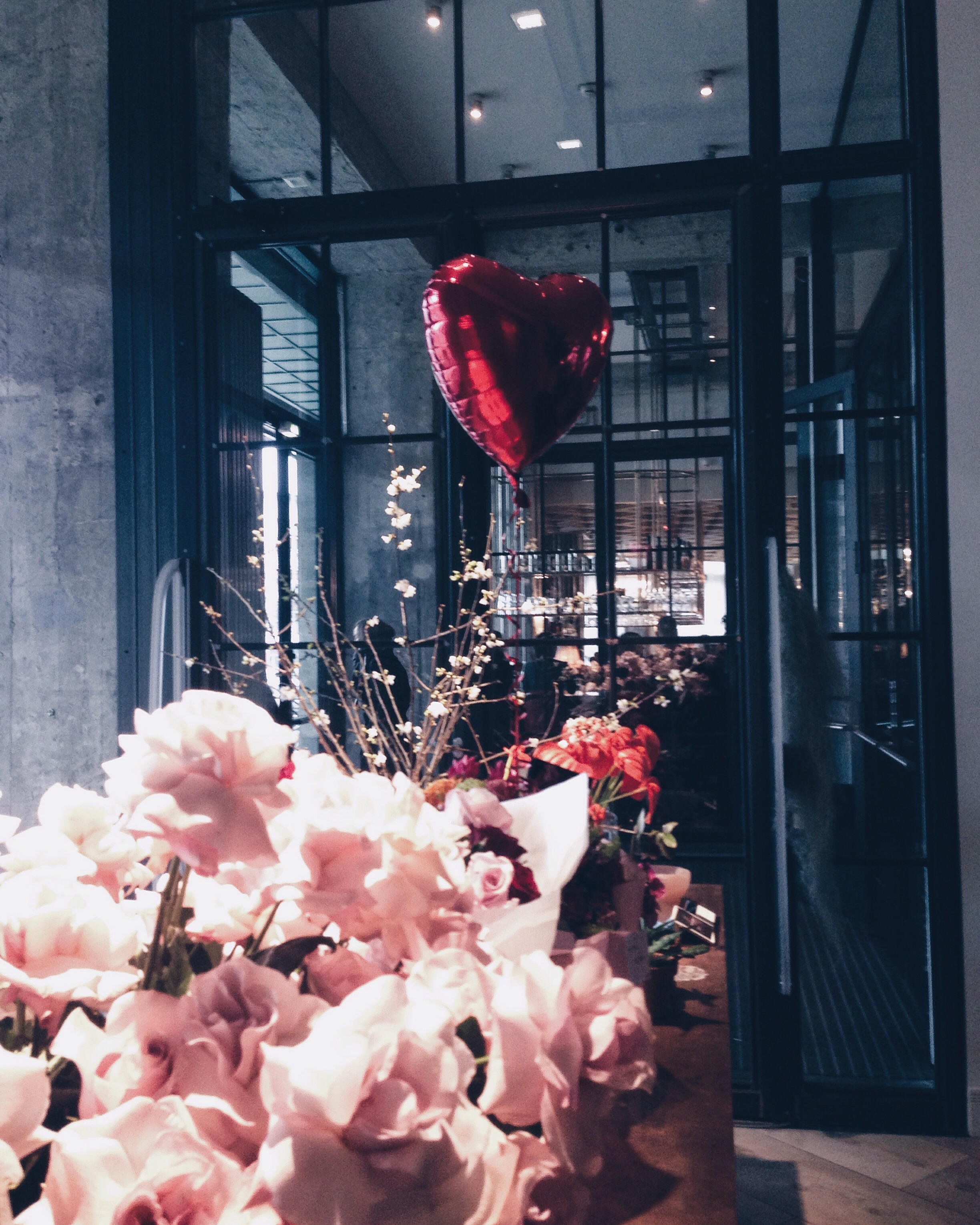 Oh and Valentine's Day brunch at  Soho House Berlin