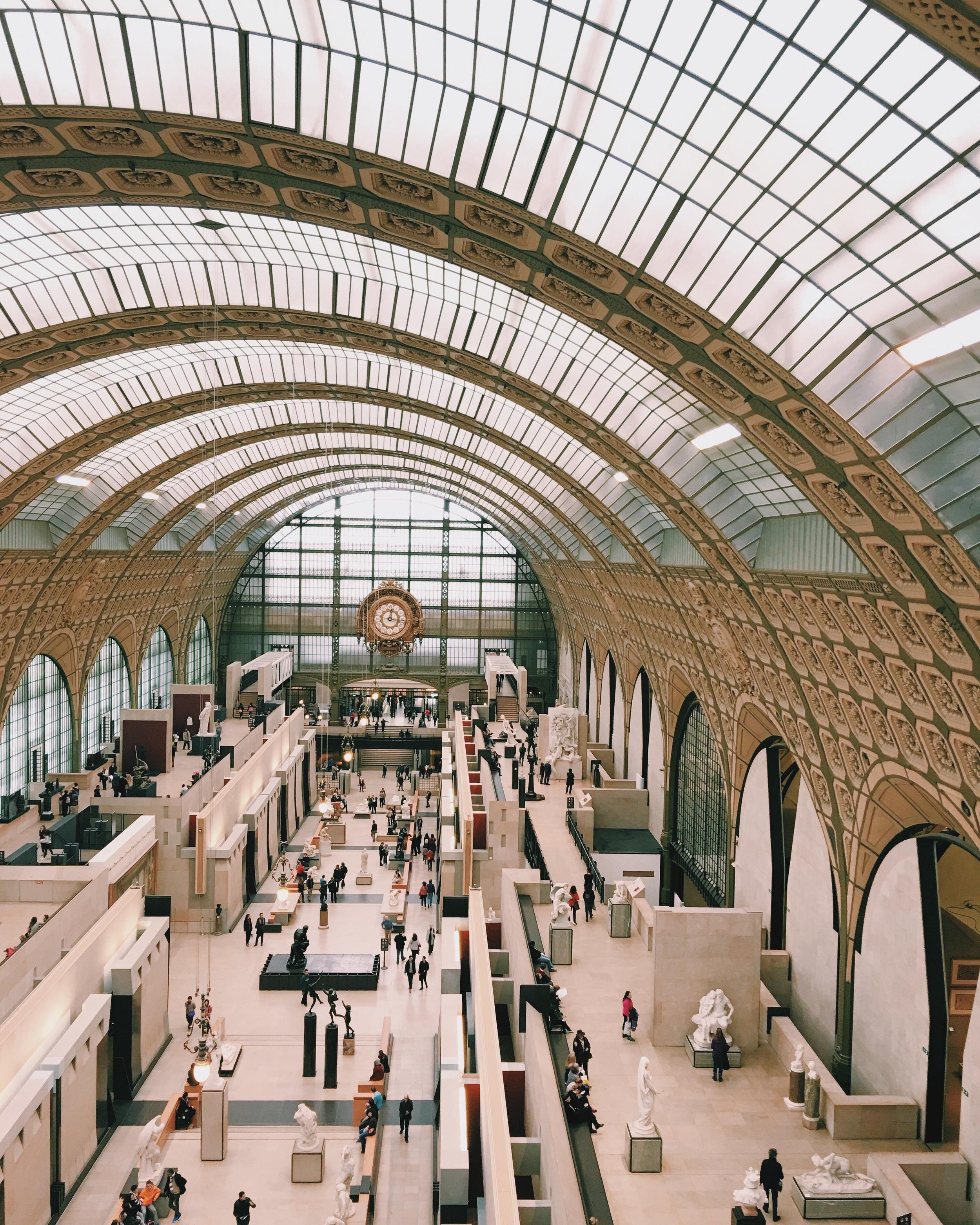 Art History classics at  Musée d'Orsay