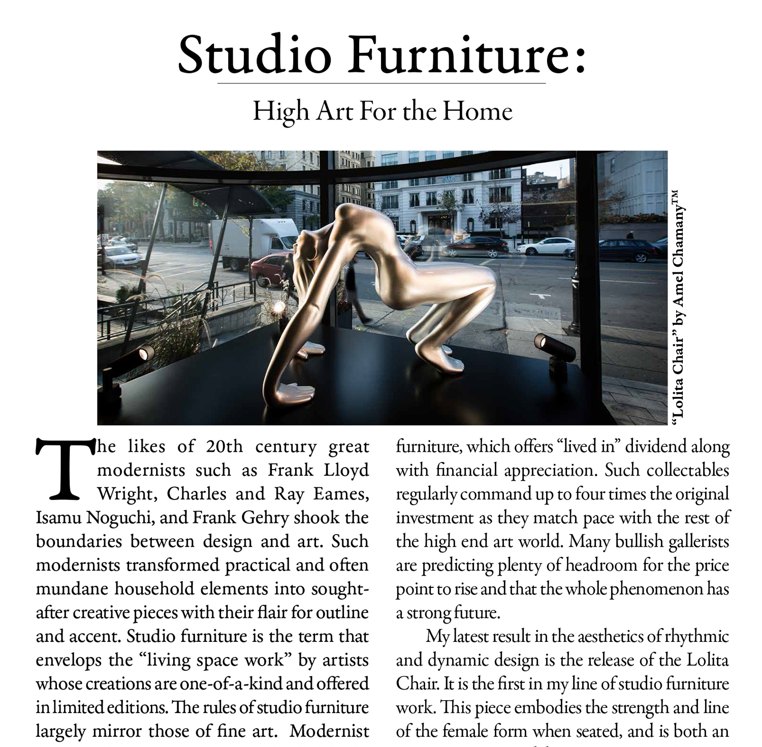 Luxury Report November 2014