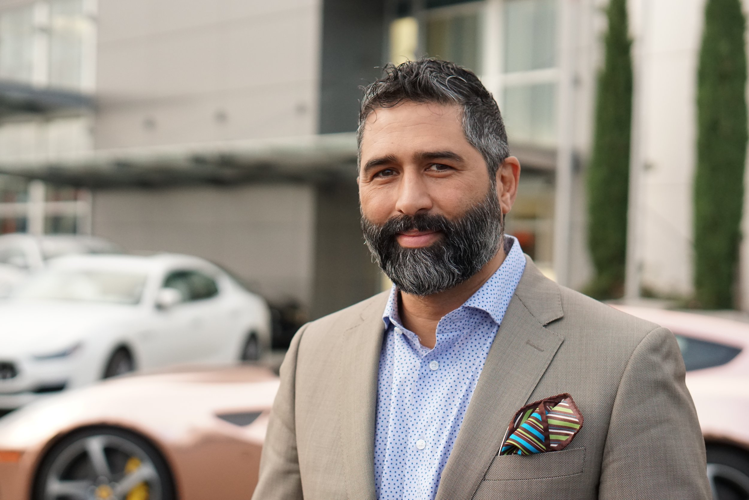 "Although managing a Ferrari dealership has to be seen as a step up, Arun was wistful about leaving MotoCorsa behind. ""Almost without exception,"" he told me, ""every significant relationship in my life – whether a friendship, or a romance, or in business – is someone I met through motorcycles."""