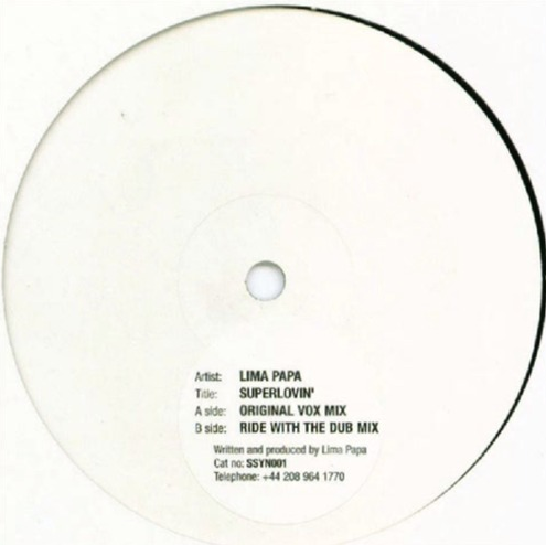 95 Royale x Lima Papa - Superlovin' (95 Royale Revamp)