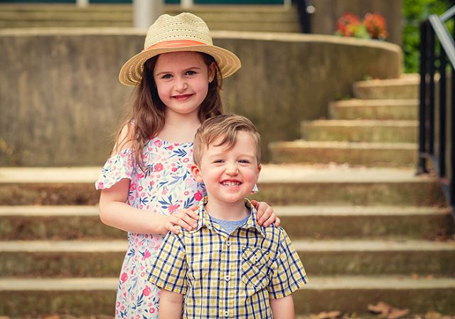 Absolutely love getting out and taking pictures of my kids. Especially seeing their personalities shine through as well as their love of each other. Missing their older brother, but still a great afternoon. #kidsphotography #familytime