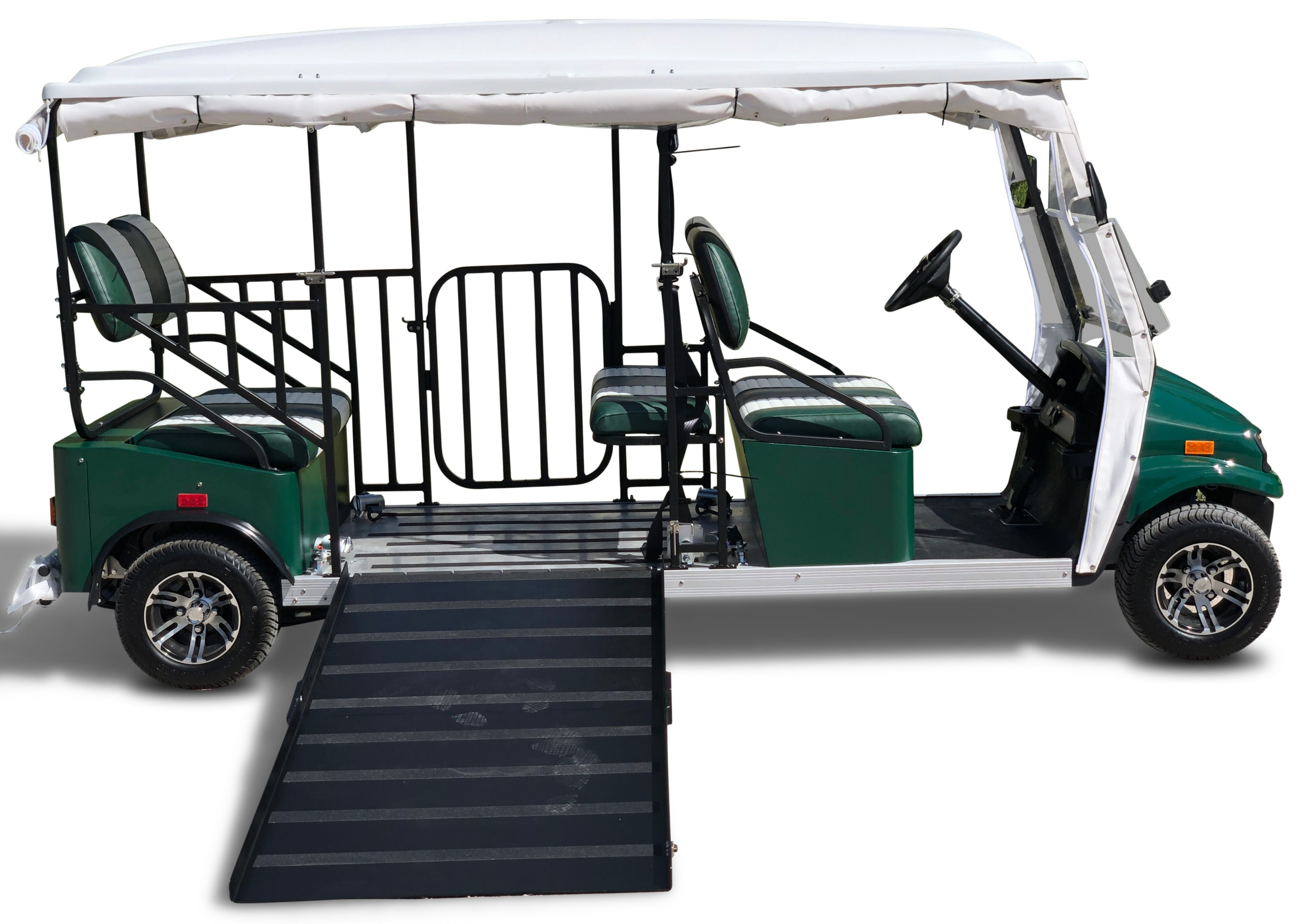 M5W Wheelchair Carrier