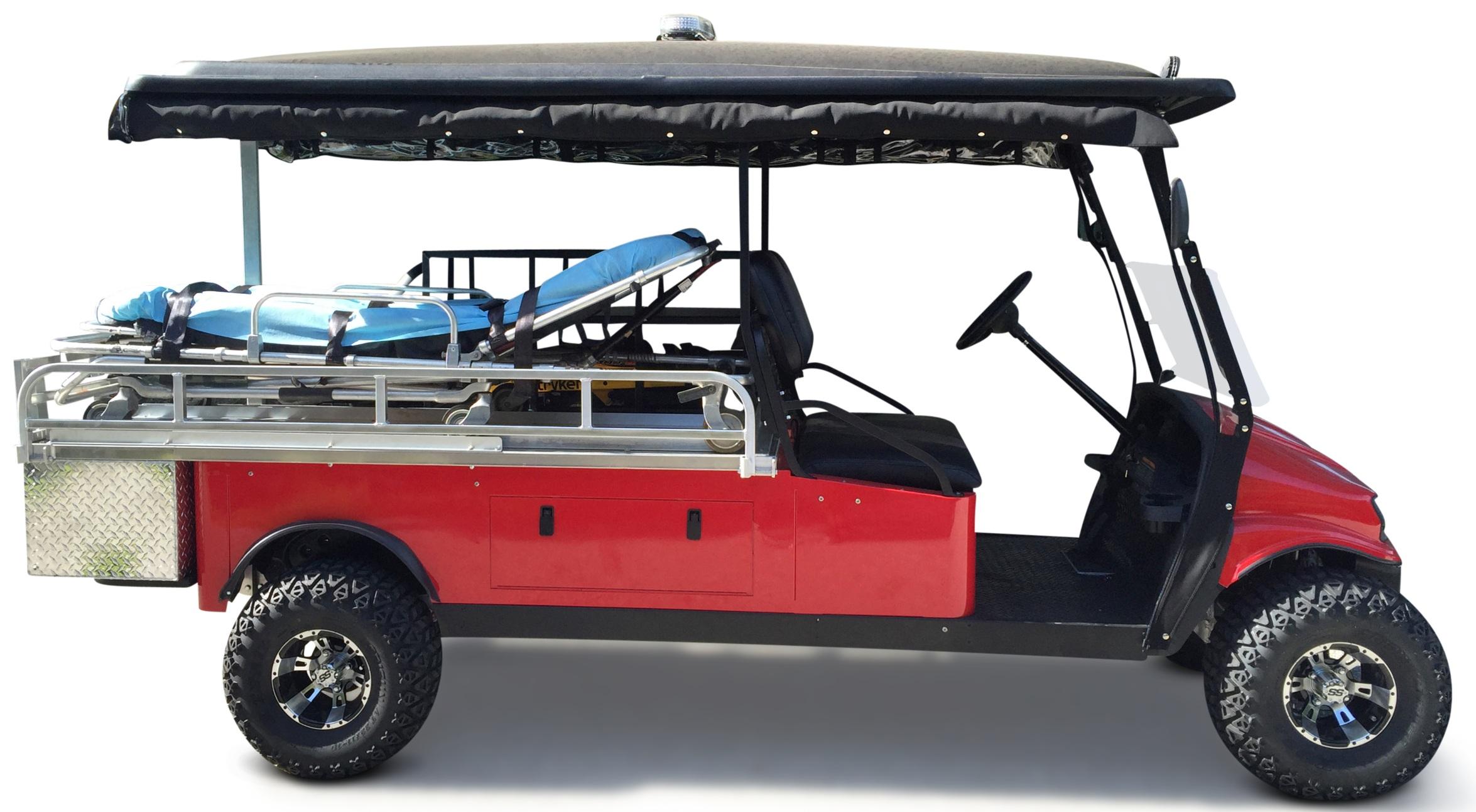 M3AMB EMS Cart