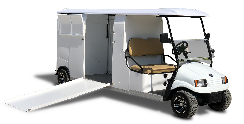 Enclosed Flex Vehicle