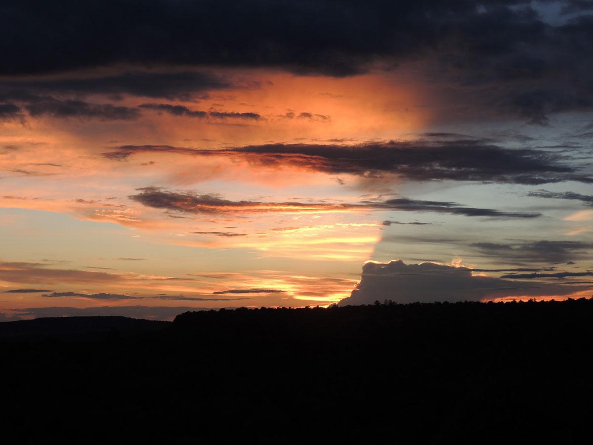 sunset near phoenix az