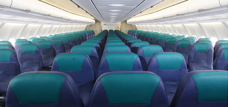 Welcome to what essentially is a bus. (image credit: Cebu Pacific)
