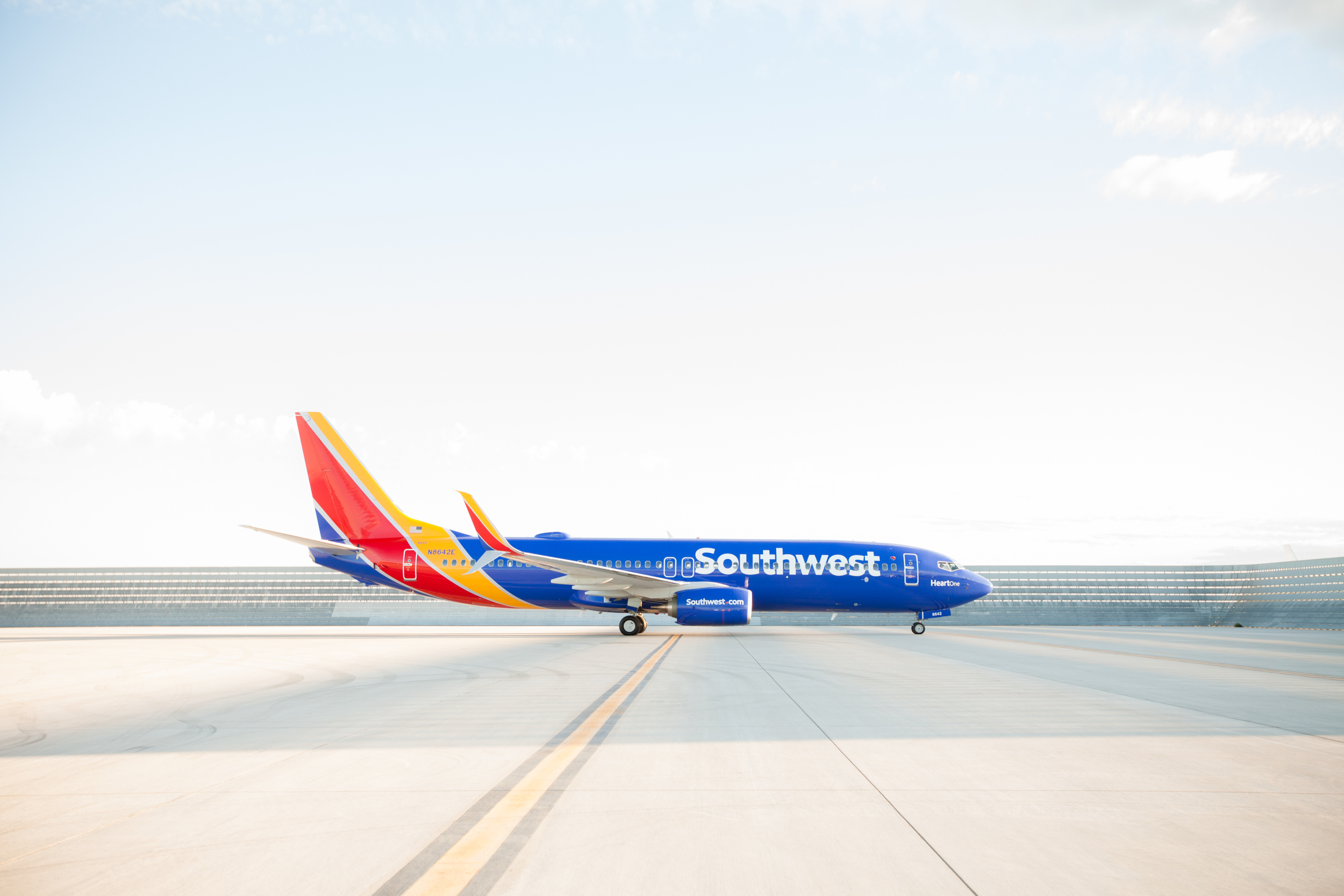 Bold and colorful (image credit: TheDesignAir / Southwest)