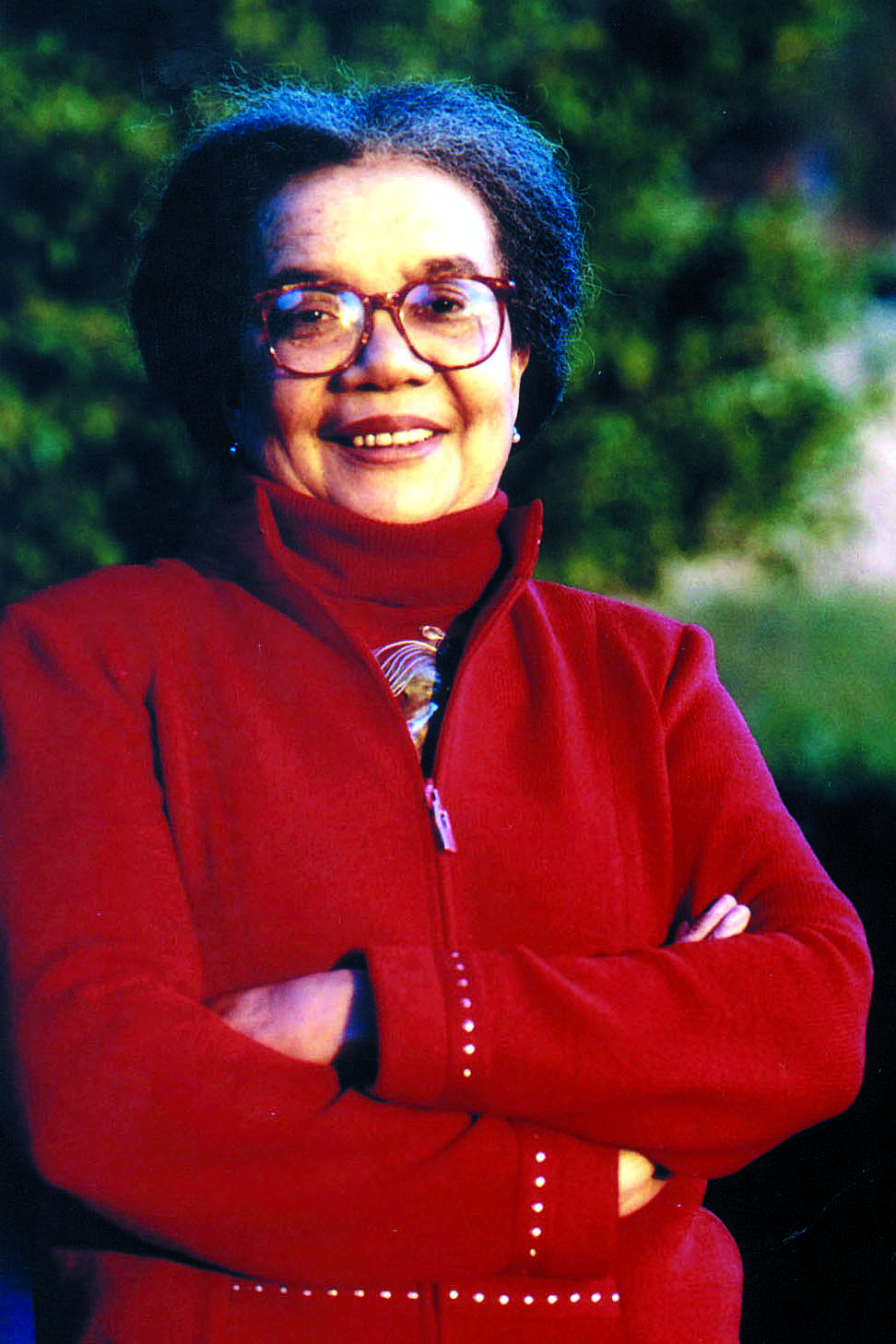 Marian Wright Edelman, founder and president of the Children's Defense Fund (CDF).