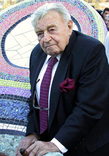 Teddy Kollek