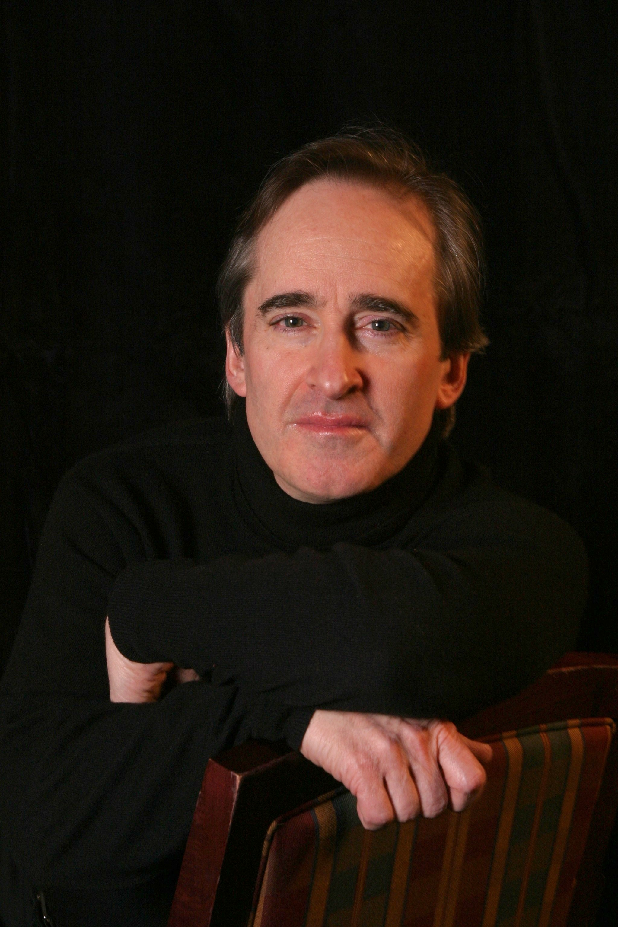 James Conlon.    Photo by Chester Higgins .