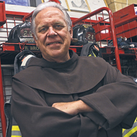 Father Christopher Keenan. PhotoMariela Ariela Lombard for New York Daily News.