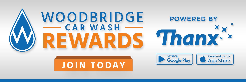 Woodbridge Car Wash Rewards