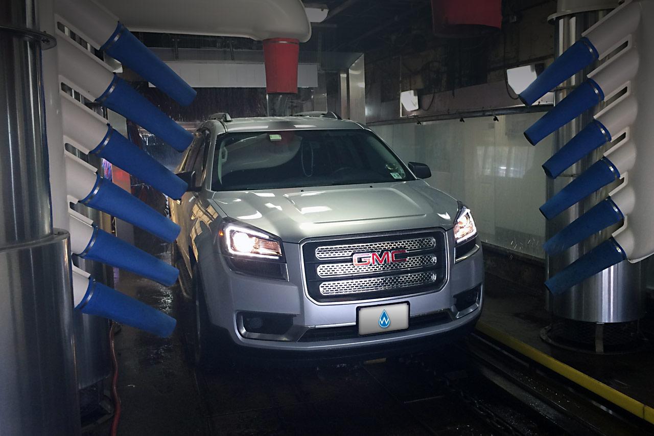 Earn Free Washes!   Woodbridge Car Wash Rewards    Learn More