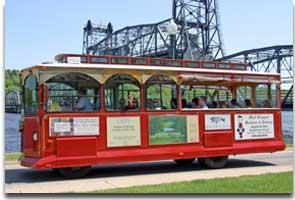Stillwater Trolley