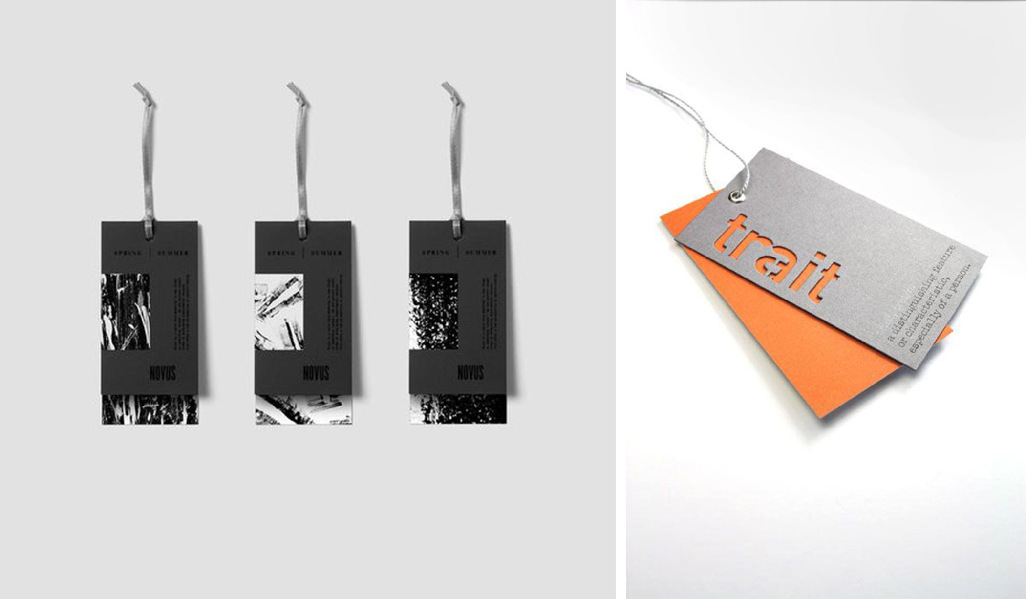 Left: Saco Studio | Right: Paul Carwright Branding