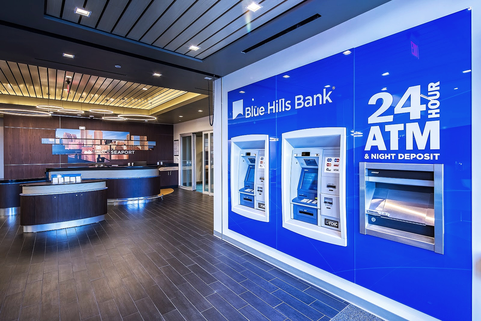 Blue Hills Bank: Seaport