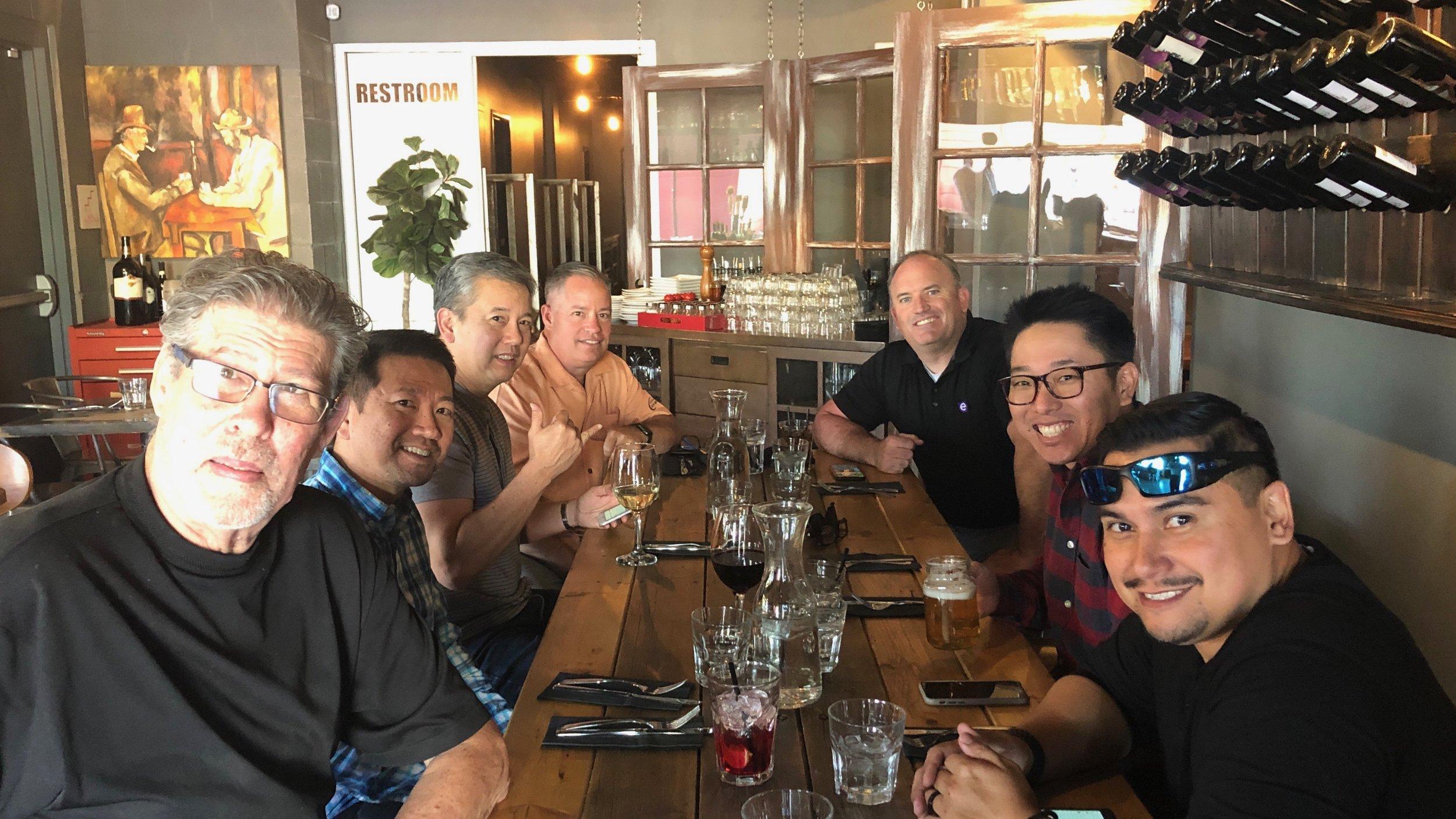 Lunch in Phoenix