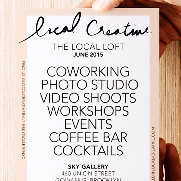 Local Creative Local Loft