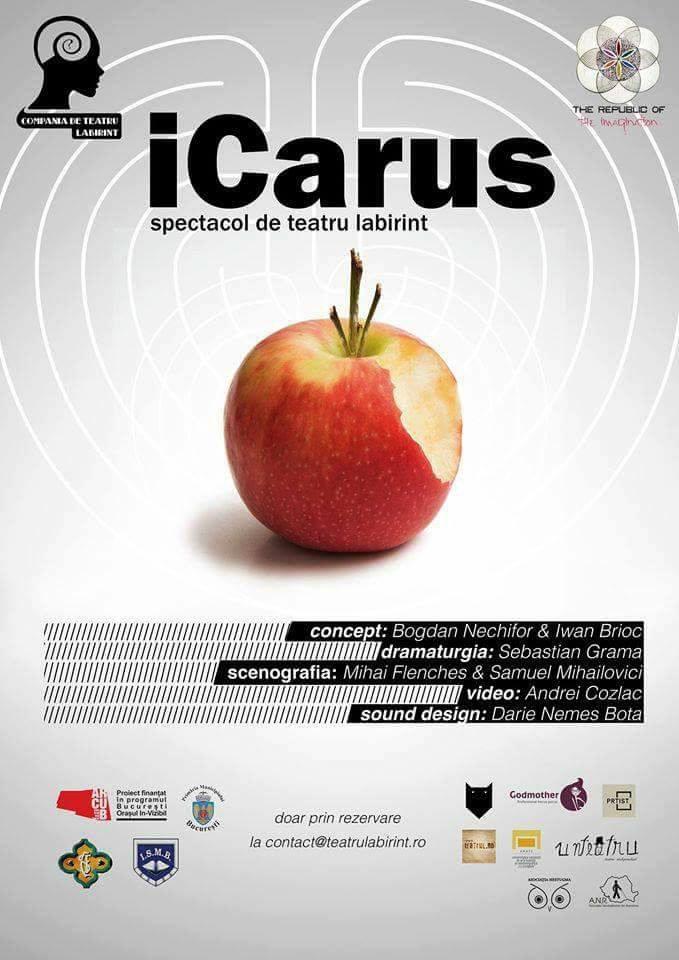 iCarus — Theatr Cynefin