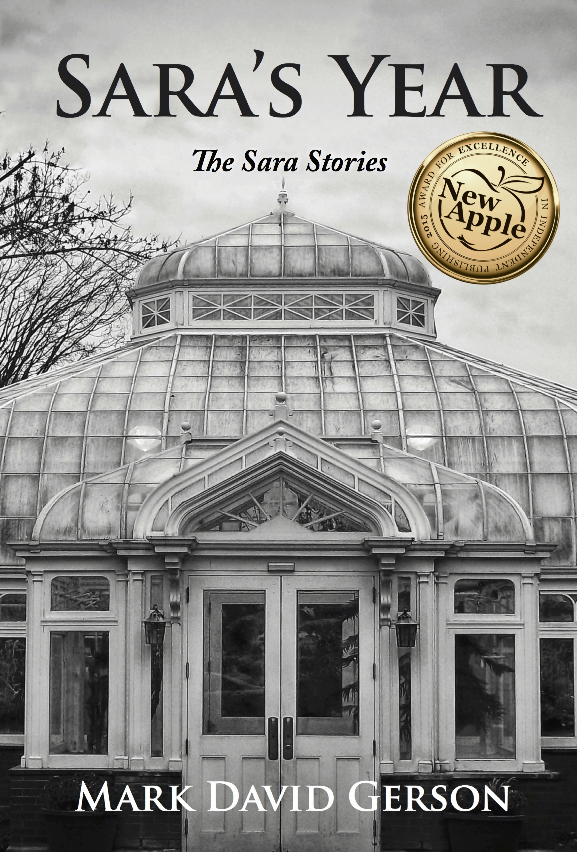 Sara cover with New Apple award top %22sara stories%22 copy.jpg