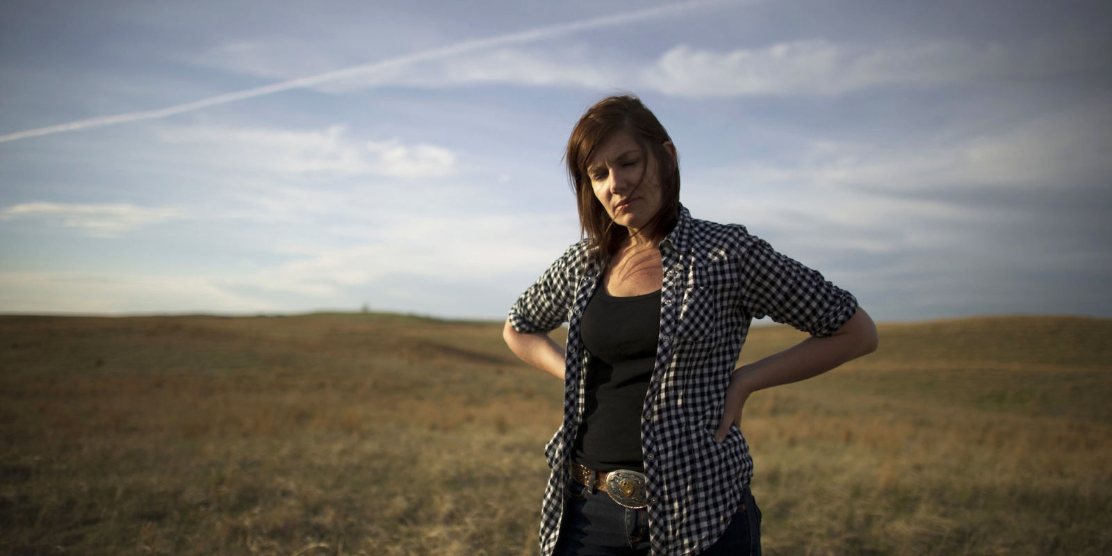Jane Kleeb: the progressive organizer who, perhaps more than anything else, doomed the Keystone XL with her innovative grassroots stragey. (Photo courtesy of Getty News and Lucas Oleniuk.)