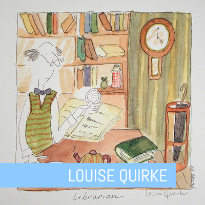LOUISE QUIRKE