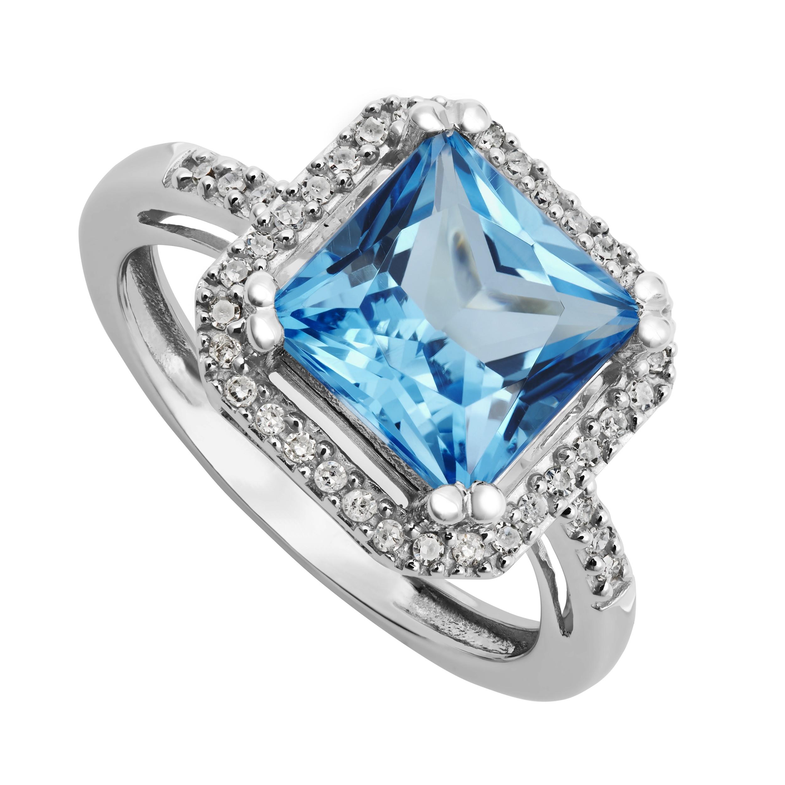 Vivid Blue Diamond