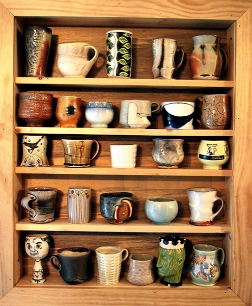 A selection of cups…